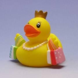 Paperella di gomma Shopping-Queen - Bild vergrößern