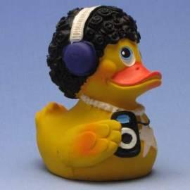 Disco Duck giallo - Bild vergrößern