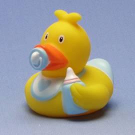 Paperella di gomma Mini Baby Boy - Bild vergrößern