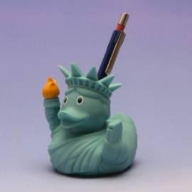 supporto spazzolino da denti Lady Liberty - Bild vergrößern