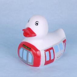 London Tube Train Duck